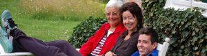 Gäste der Pension Weidenbaum und Wildhecke